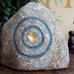 Preseli bluestone boulder from Pembrokeshire, West